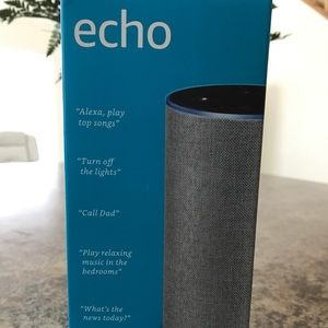 Amazon Echo Second Generation upgrade
